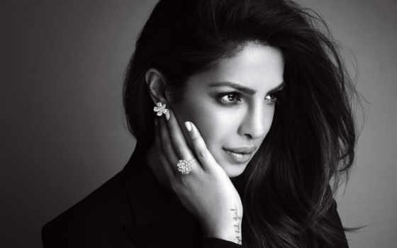 priyanka, chopra, her, indian, актриса,