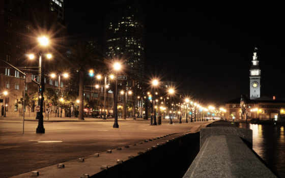 cidade iluminada