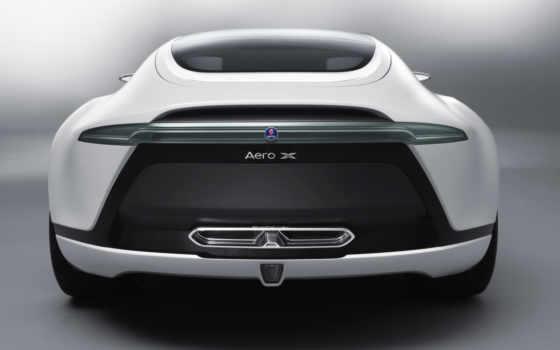 saab, aero, concept Фон № 65231 разрешение 1600x1200
