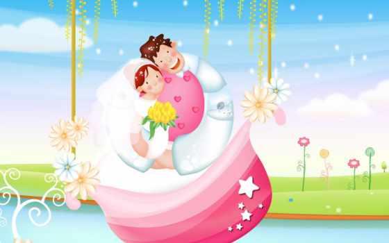 love, пара, день