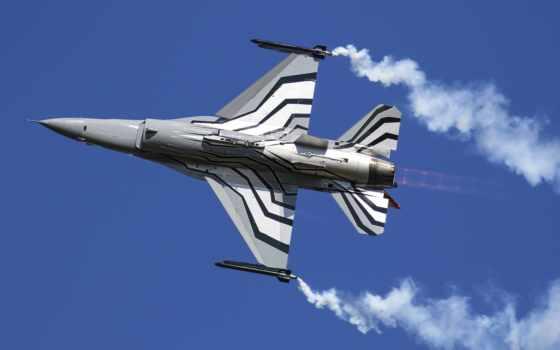 истребитель, реактивный, самолёт, desktop, mobile, военный, high,