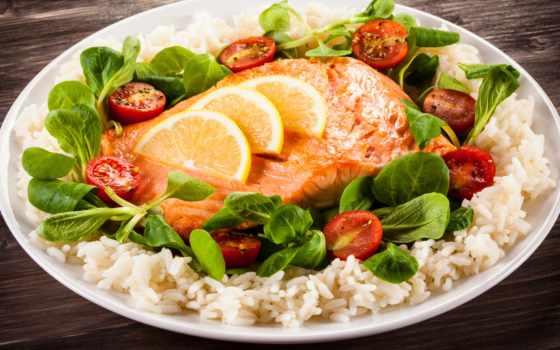 еда, fish, блюда