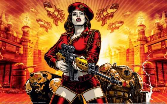 red, alert, conquer, command, xbox, серий, назад, лет, игры, уже,