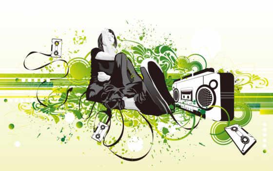 картинка, музыка
