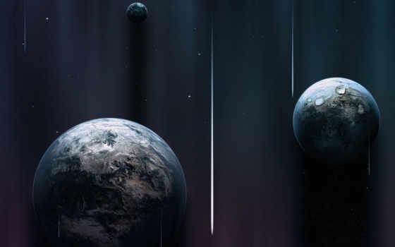 гладь, планеты, cosmos