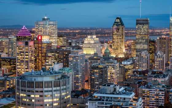 quebec, город, канада