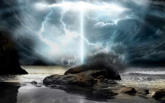 lightning, you