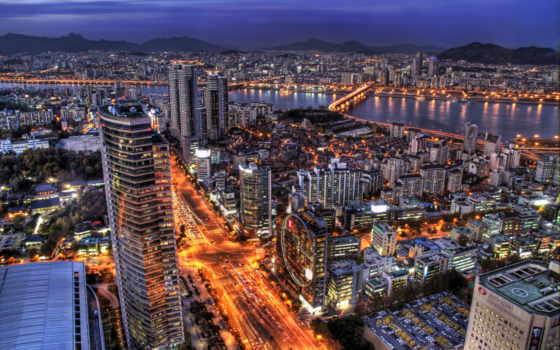 korea, южная, сеул