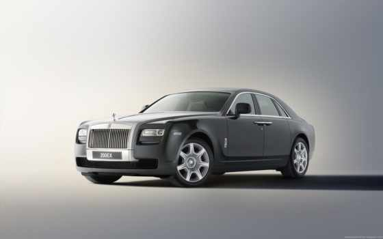 rolls, royce, car, phantom,