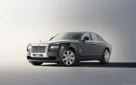 rolls, royce, car, phantom,