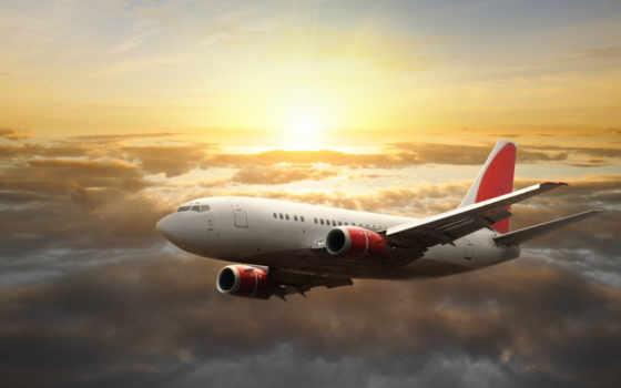 самолёт, небо, sun, природа, билеты, москва, online,