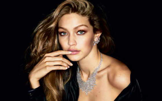 gigi, hadid, messika, jewelry, campaign, twin,