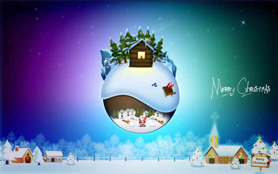 christmas, december Фон № 31291 разрешение 1680x1050