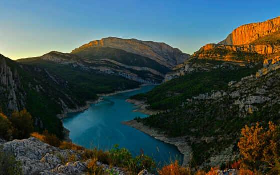 природа, горы, небо, без, landscape, музыка, youtube, пейзажи -, недели,