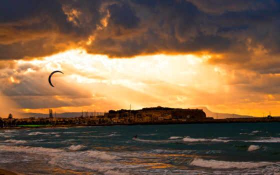 parasailing, hintergrundbild, tapeta, тео, flickr, mix, tapety,