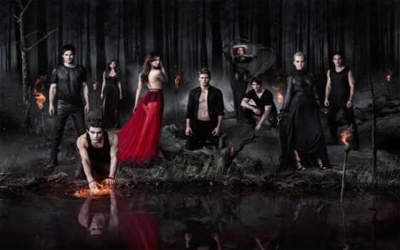 вампира, дневники, vampire
