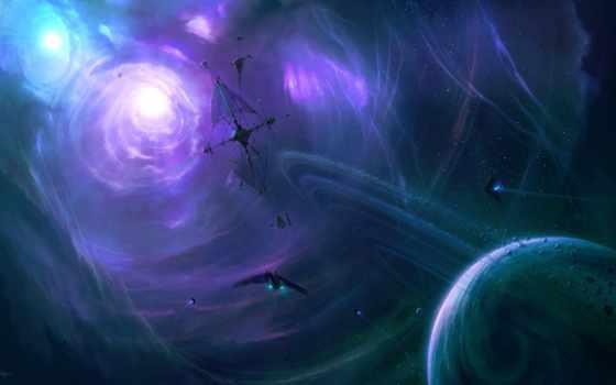 fantasy, cosmos, техника, фантастическая, zoom, фантастика, картинку,
