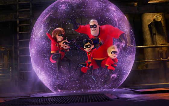 суперсемейка, pixar, после, disney, части, cartoon, июня, первой,