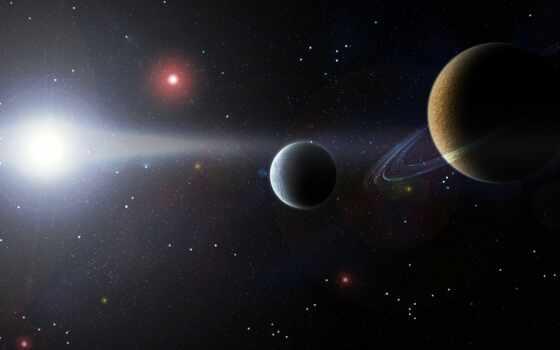 planet, космос, картинка, art, fantastic, visual, аппарат, cosmic, rock, permission