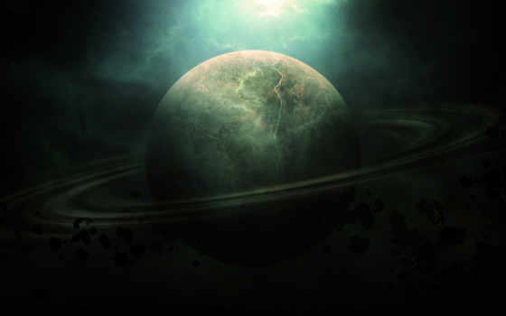 планета, пояс, астероидов, кольца, орбита, картинку,