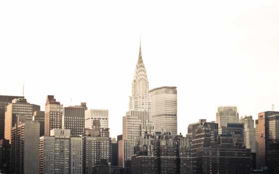 город, небоскрёб, города
