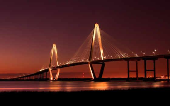 красивых, подборка, мост