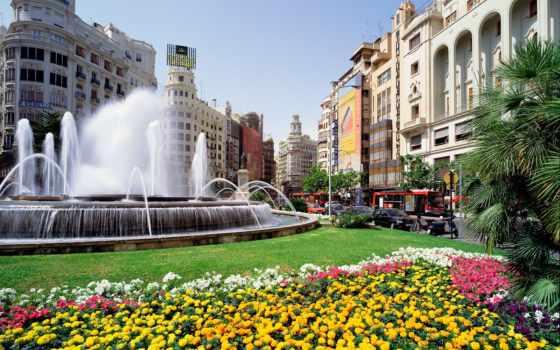 валенсии, сады, valencia, турии, достопримечател, являются, местом, излюбленным, сегодня, город, прогулок,