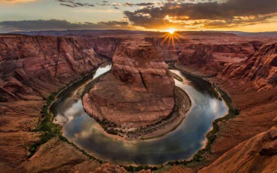 изгиб, подкова, arizona, мб, часть, toni, vaughan, страница, каньон,