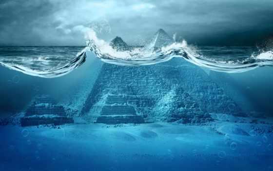 йонагуни, город, подводного, города, острова, secret, подводное, пирамиды, под, civilization, подводные,