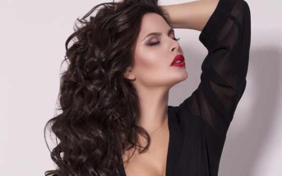 волосы, длинные, локоны, прически, сделать, красивые, своими, кудри, домашних, руками, условиях,