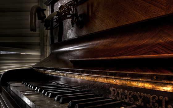 музыка, piano, музыкальные, инструменты, клавиши,