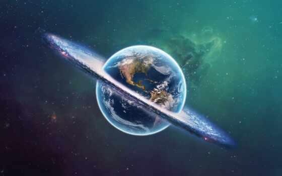 космос, earth, planet, планшетный, луна, star