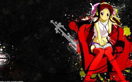 anime, широкоформатные, красивые