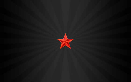 red, star