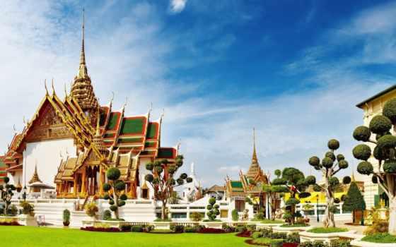 bangkok, palace