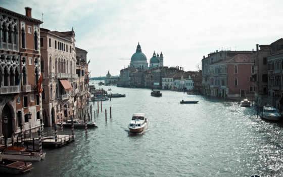 canal, venice, grand Фон № 50092 разрешение 2560x1600