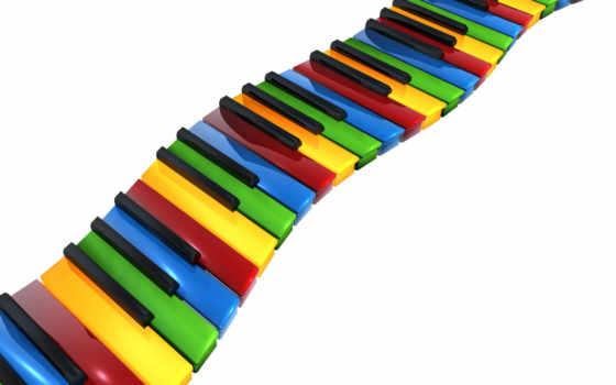клавиши, музыкант