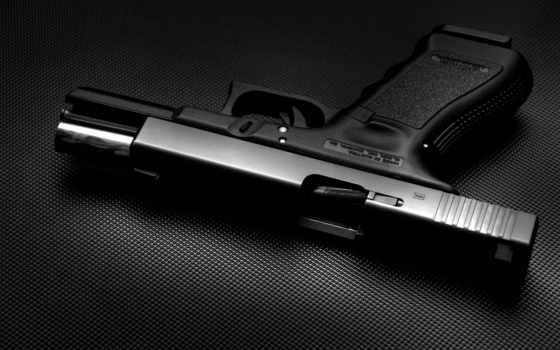 glock, desktop, изображение, pistol, austrian, club, самозарядный,