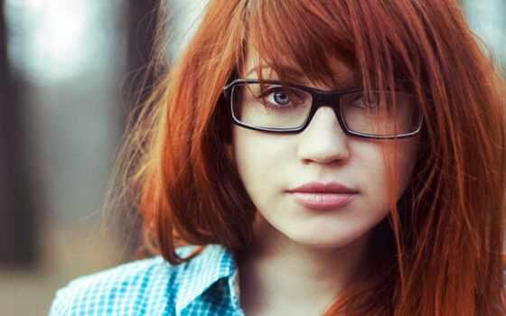 девушка, глаз, blue, женщина, monster, волосы, red, айфон, заставка