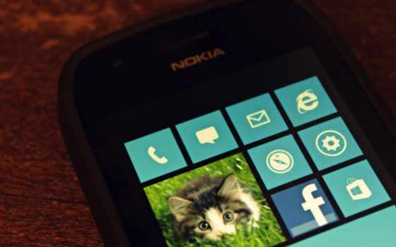 nokia на windows платформе