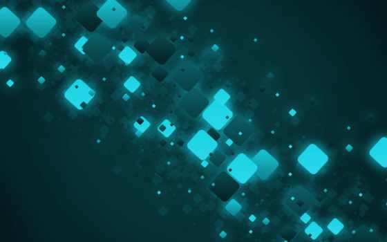 квадраты, ipad, color, кубик, свет, абстракции, смазанный, блики, пиксели, parallax,