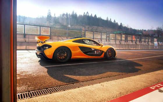 mclaren, yellow, макларен, суперкар, hypercar, суперкар, машина, cars,