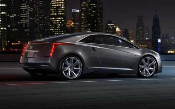 cadillac, elr, coupe