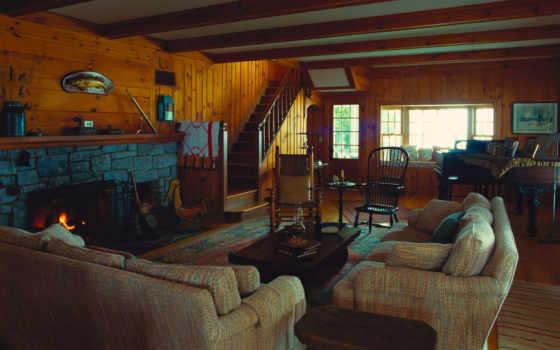 doma, интерьеры, бруса, интерьера, interer, домов, dizain, загородного,