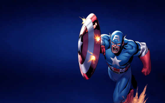 captain, america, marvel