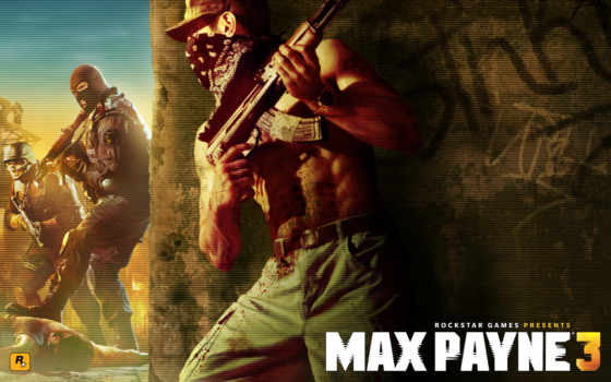 payne, max, игры