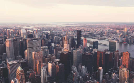new, york, город, best, one, urban, chrysler,