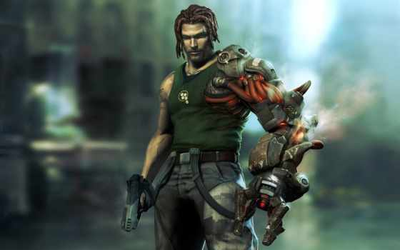 командос, bionic, игры, картинка, rearmed,