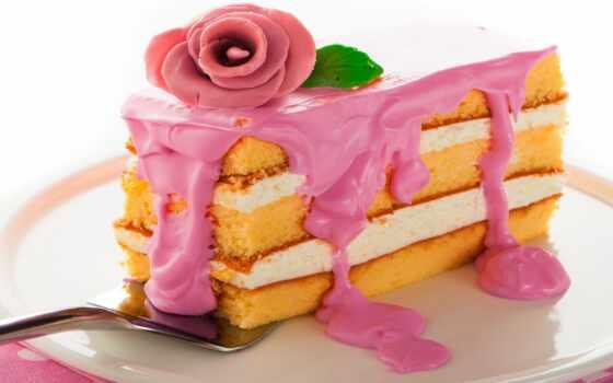 сладкое, мороженое, устройство, который, торт, biscuit