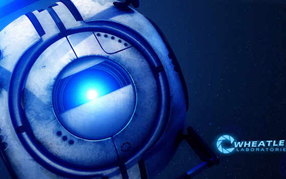 портал, full, wheatley